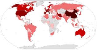 Image result for coronavirus maps